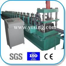 Прошел CE и ISO YTSING-YD-6601 Автоматический контроль стойки Профилегибочная машина