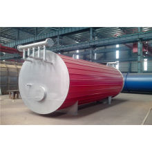 Horizontal Gas fired Thermal Hot oil boiler