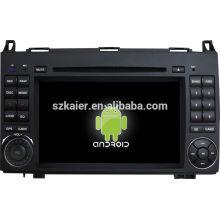 Двухъядерный ! Android 4.4 сенсорный экран DVD-плеер автомобиля для Benz В200 +завод +ОЕМ+ГЛОНАСС