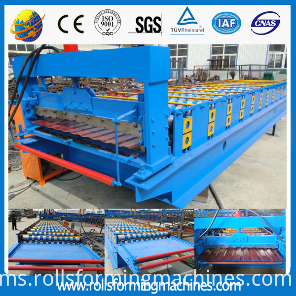 C8 roll forming machine
