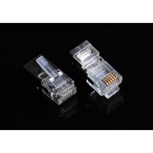 Conector de FTP Cat5e 8P8C