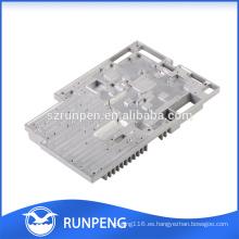 Personalizada de precisión cnc equipo de comunicaciones de piezas de equipo