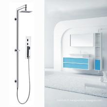 Douchette de douche carrée