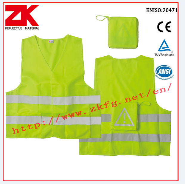 Hot Sell Warning Vest