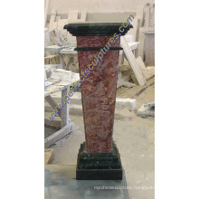 Stone Granite Marble Pedestal for Bust Sculpture (BA060)