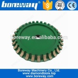 Hot Sell CNC Ceramic Chamfering Wheel D150*B10*15.88H
