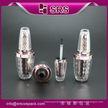 SRS acrílico cosmético 8ml garrafa de esmalte de unha vazia