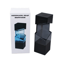 APEX Newest Blue Plastic Bathroom Soap Dispenser