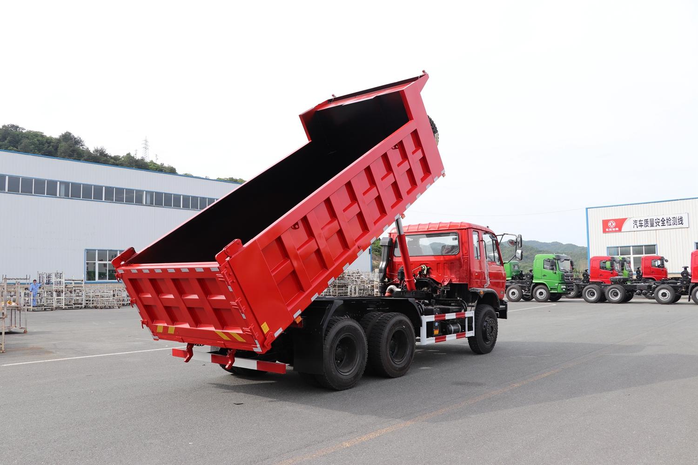 6×4 dump truck (4)