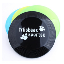 Frisbee plástico del animal doméstico del plástico, perro plástico del disco volador de la publicidad del plástico 22 Cm