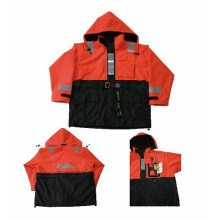 Built-in Inflatable Lifejacket