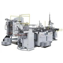 Linha de produção automática de caixas rígidas