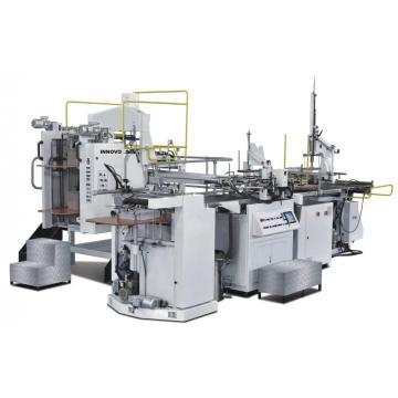 Ligne automatique de fabrication de boîtes rigides
