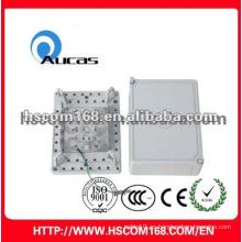Caja de distribución de plástico de 50 pares