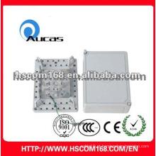 Caixa de distribuição de plástico de 50 pares