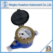 Multi Jet Wasserzähler / Liquid Sealed Wasserzähler / Messing Wasserzähler