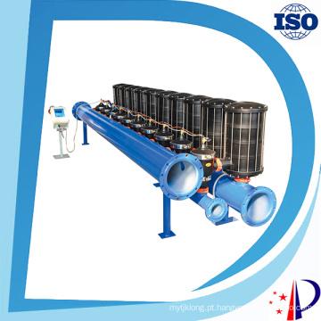 Acoplamentos Victaulic de FRP que encaixam o fabricante de filtro de água hidráulico
