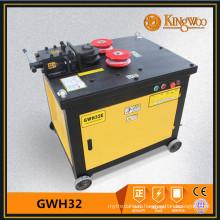 Machine à courber en acier haute efficacité GWH32