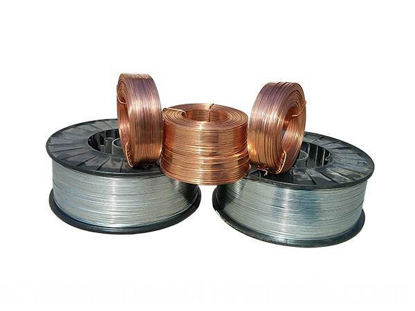 1mm4mm AISI 304 flat steel wire
