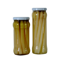 Chinese Canned White Asparagus