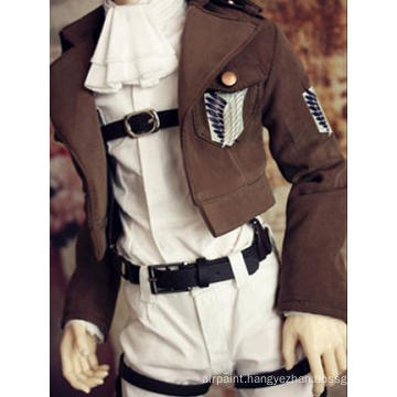 Bjd Clothes shingeki no kyojin for Ball-jointed Doll