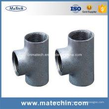 Instalación de tuberías dúctil modificada para requisitos particulares OEM del arrabio de la fundición de China
