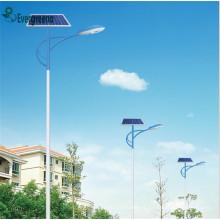 Accesorios solares de farolas para parques y jardines 100W