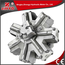 specialized supplier radial piston hydraulic motor