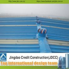 Fabricante de techo prefabricado de alta calidad