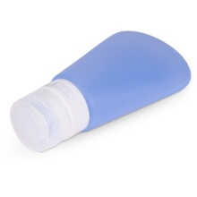 Food Grade Easy Squeeze Silicone Travel Bottle