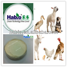 enzima da alimentação das aves domésticas / aditivo / agente / produto químico como o gainer do peso