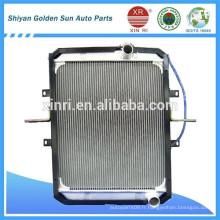 Radiateur de refroidissement en aluminium pour Foton 0018 de fabrication en Chine