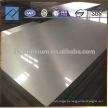 Molino terminado 5054 Hoja de aluminio