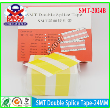 Cinta de empalme doble SMT 24 mm