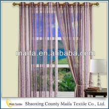Luxurious Factory price Luxury sheer curtains valance