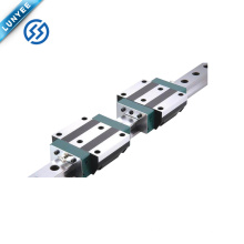 Máquinas CNC com guia linear com blocos