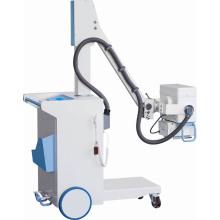 Equipo médico 100mA alta frecuencia unidad de rayos x móvil