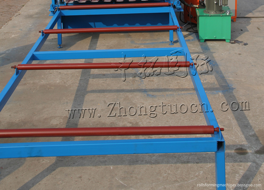 Double Layer Roll Forming machine (21)