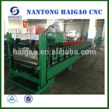 Doppelschicht-Walzenformmaschine / Maschinen für Kleinunternehmen