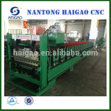 double layer roll forming machine/ sheet metal cutting and bending