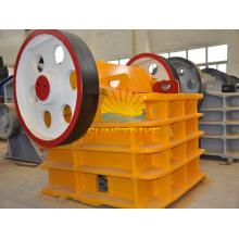 Hochleistungssteinbrechmaschine-Kiefer-Zerkleinerungsmaschine mit Ce ISO-Bescheinigung