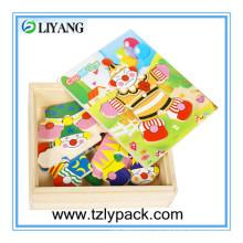 Película de transferencia térmica para juguetes de madera