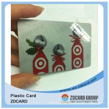 Plastikmitgliedschafts-Karten / PVC-Visitenkarte / Offsetdruckkarten