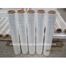 Película de envoltura de palé estirable LLDPE ---- para rollo manual / máquina / color