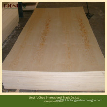 Contreplaqué de pin de qualité Bb / Cc pour meubles