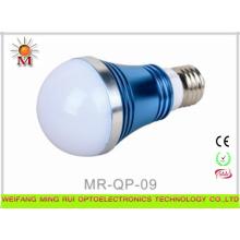 Lampe d'intérieur d'ampoule de 7W LED avec le capteur de mouvement