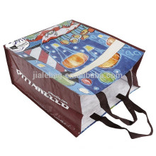 fashion reusable pp non woven gift packaging