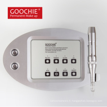 Goochie Rotary Eyebrowtattoo Machine de maquillage permanente
