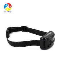 Bark Collar small dog for medium dogs large beep sound ultrasound harmless shock with USB Rechargeable Dog Bark Collar Control Best 7 level  Black and Rechargeable anti bark electric shock training collar