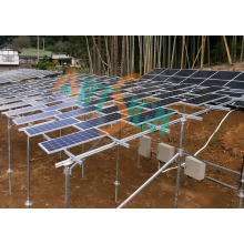 Solar Ground Mouting Bracket Solar System
